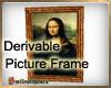 Derivable Pictureframe