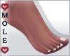 *M* Amberly Feet