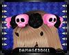 *DD* Pink Death Crown