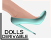 .-Dolls/Simple High Heel