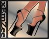 MZ - Chani Heels Black