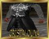 Medieval black king top