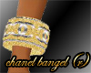 Gold  Bangel (R)