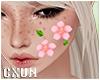 Sakura on Cheek L | F