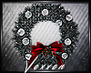 + Frosted Wreath +