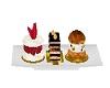 Pastries Desserts