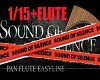 M*The Sound+panflute1/15
