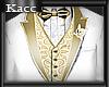 *Kc*Gold-Chiffon tuxedo