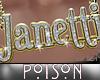 *P* Janetti 2 Custom F C