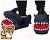 👑 Shark Slippers