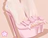🌟 Ribbon Heels|P