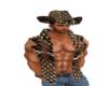snakeskin vest