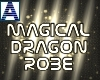 Magical Dragon Robe
