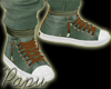 ♂ Shoes Green