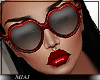 !M! Aimee Sunglasses