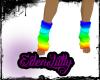 [Eden]Silky Leg Warmer M