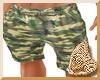 Baggy Camo Shorts M