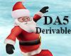 (A) Santa Dance