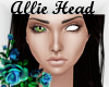 Allie Head 2-Tone Eyes