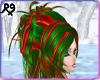 [9] Big Christmas Hair