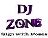 DJ Sign Poses