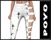 Sexy Pants-White