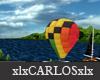 xlx Air Balloon Animated