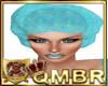 QMBR Surgical Cap Blk