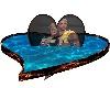 K&Q Swimming Heart
