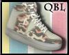 Urban Camo Sneakers