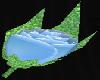 Flor Azul Cielo