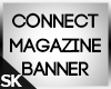 Connect Magazine Banner