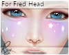 Galaxy Blush-Fred Head