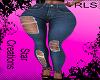 Ripped Jeans RLS