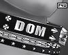-P- Dom Collar M