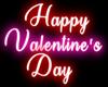 Happy Valentines | Neon
