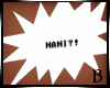 [B] NANI?! Bubble