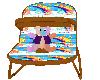 carebear bouncy chair