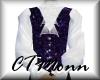 CTM Regent Vest (Blue)