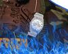 $ Diamond Watch