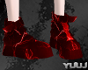 Couple Anim Red Boots