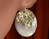 [E]Slide Over Me Earring