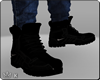 Nike Black Boots
