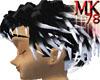 MK78 SorrenBlk/whttips