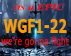 WE RE GONNA FIGHT