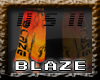 //S// Blaze Swim Shorts