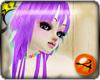 MORF Orika GlitterPurple