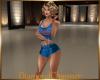 Venus Blue Shorts  RLS