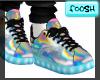 Glow Holo Sneakers