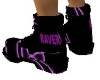 NL-Boots Toxic Purple